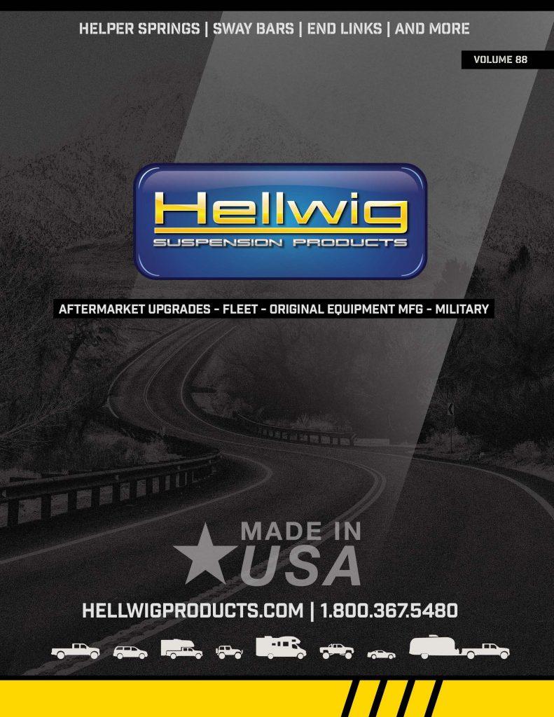 Hellwig Products Catalog Vol. 88